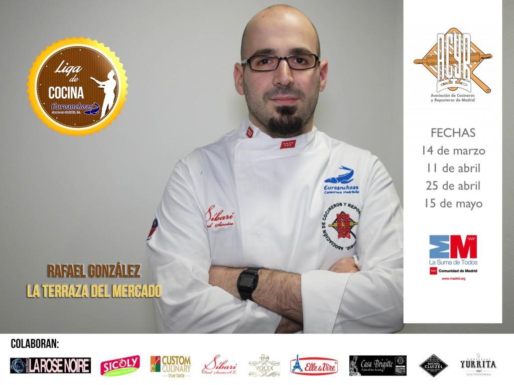 Rafael González eliminado 11 de abril