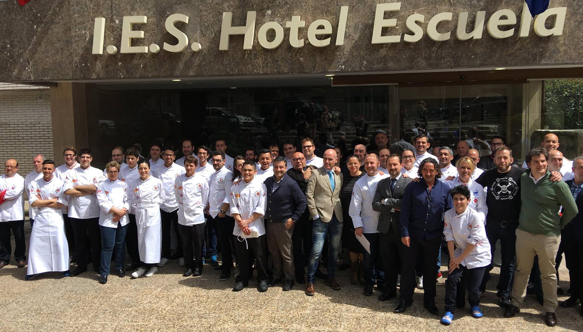 jurado participantes 2ª eliminatoria Liga de Cocina_imagen_destacada