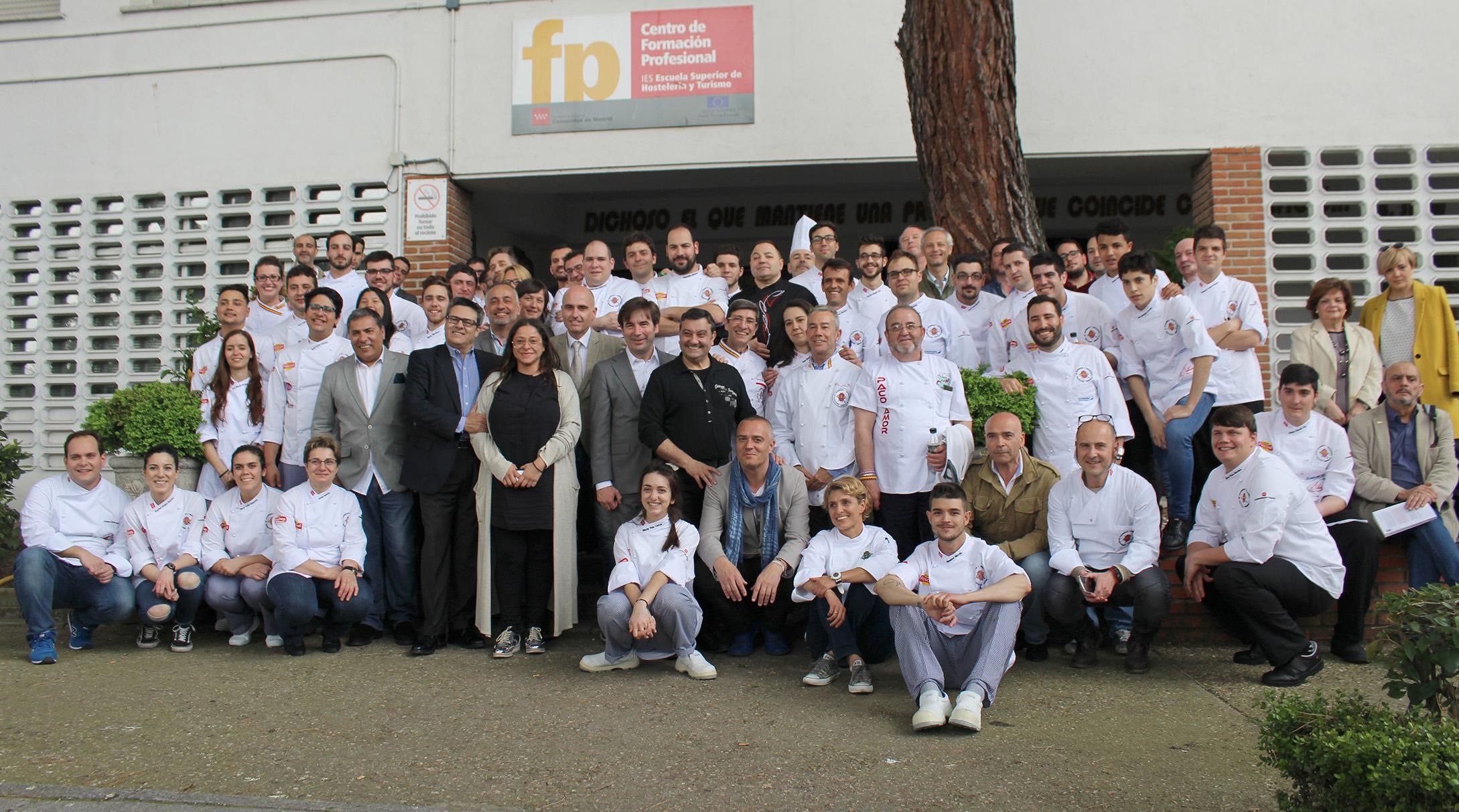 Liga de cocina euroanchos liga de cocina acyre comunidad de madrid - La cocina madrid ...
